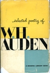 Selected Poetry of W.H. Auden