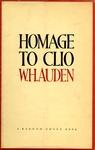 Homage to Clio
