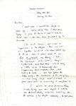 January 13, 1969 Letter