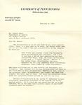 February 4, 1969 Letter