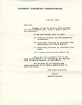 June 29, 1969 Letter