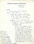 July 25, 1969 Letter