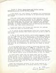 Craig R. Thompson Letter by Craig R. Thompson