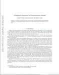 A Simplicial Construction for Noncommutative Settings by Samuel Carolus, Jacob Laubacher, and Mihai D. Staic