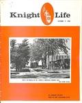 Knight Life: October 1968