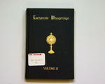 EUCHARISTIC WHISPERINGS prayer book
