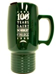 Centennial coffee mug and membership card