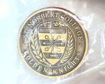 SNC Golden Knights Pin
