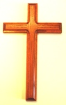 One Of 50 Wooden Crosses