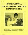 St. Norbert College Health Brochure 1989 by St. Norbert College