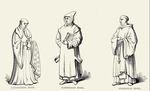 A Benedictine, A Carthusian, A Cistercian