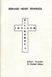 Abbot Pennings Funeral Pamphlet