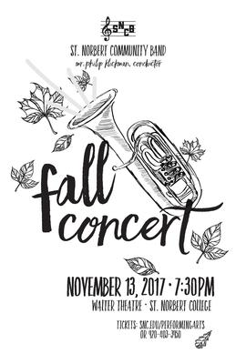St. Norbert Community Band Concert