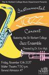 Instrumental Jazz Concert Fall 2017