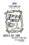 Community Band Concert Spring 2018