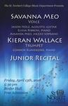 Junior Recital - Kieran Wallace