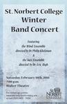 Winter Band Concert 2018