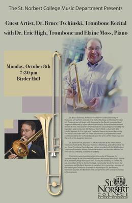Guest Artist Recital - Bruce Tychinski