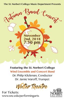 Autumn Band Concert