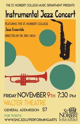 Instrumental Jazz Concert