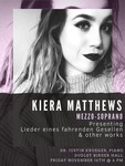 Senior Recital - Kiera Matthews by St. Norbert College Music Department