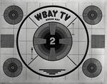 WBAY-TV Test Pattern by WBAY-TV