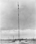 Transmitting tower maintenance by St. Norbert Abbey