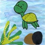 Under the Sea Adventures: The Missing Shell by Emily Gardner, Courtney Elm, and Jenna O'Sullivan