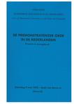 De Premonstratenzer Orde in de Nederlanden: Bronnen en brongebruik