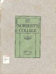 College Catalog 1906-07 by St. Norbert College